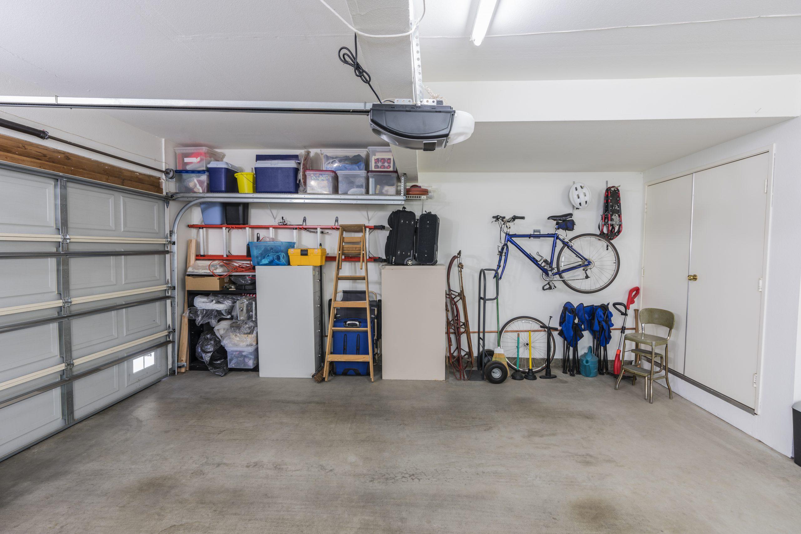 Garaż – urządzanie