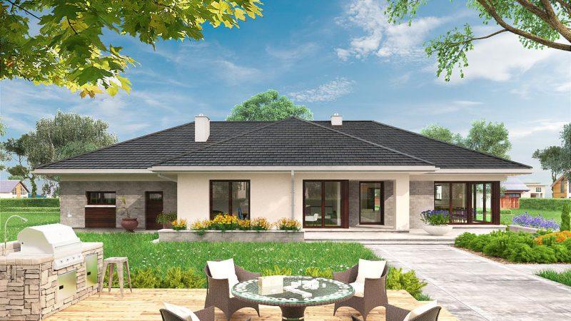 Gotowe projekty domów, czyli sprawdzone rozwiązania na lata