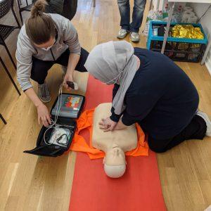 Kurs pierwszej pomocy w Krakowie – dlaczego warto się zapisać?